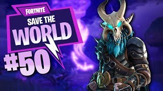 "Fortnite Save The World ""NEW RAGNAROK HERO"" ALL Abilities UNLOCKED (Fortnite PvE)"