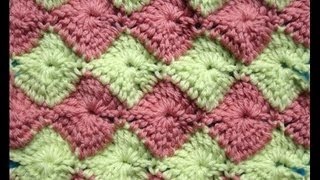 Узор вязания крючком - 17  Сrochet pattern for free