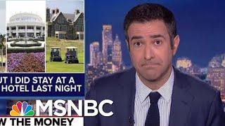 House Dems Threaten Pentagon Subpoenas For Trump Resort Spending | The Beat With Ari Melber | MSNBC