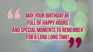 Saal bhar Mein Sabse Pyara hota hai Ek Din | Birthday Song