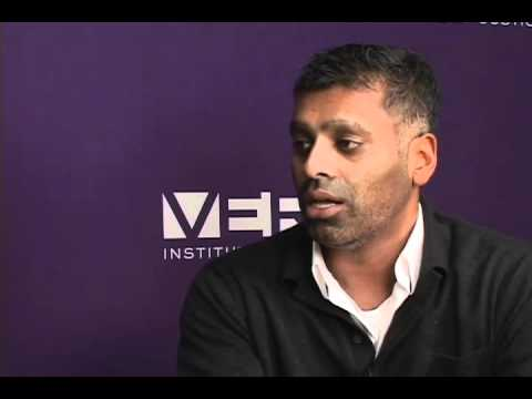 A Conversation with Sudhir Venkatesh - YouTube