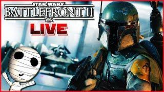 Neue Map-Rotation spielen! 🔴  Star Wars: Battlefront II // PS4 Livestream
