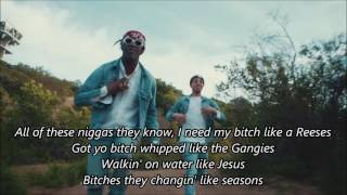 Lil Yachty Wanna Be Us ft. Burberry Perry (Lyrics)