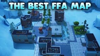 The ONLY ffa Map You Will Ever Need, Fortnite Tilted Towers FFA Map code: 8157-6001-4208