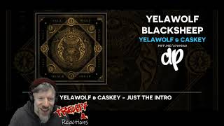 Yelawolf x Caskey - Yelawolf Blacksheep EP REACTION!!!!