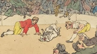 Why Dogs Fight: History Of Dog Fighting