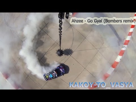 Ahzee - Go Gyal (Bombers remix)