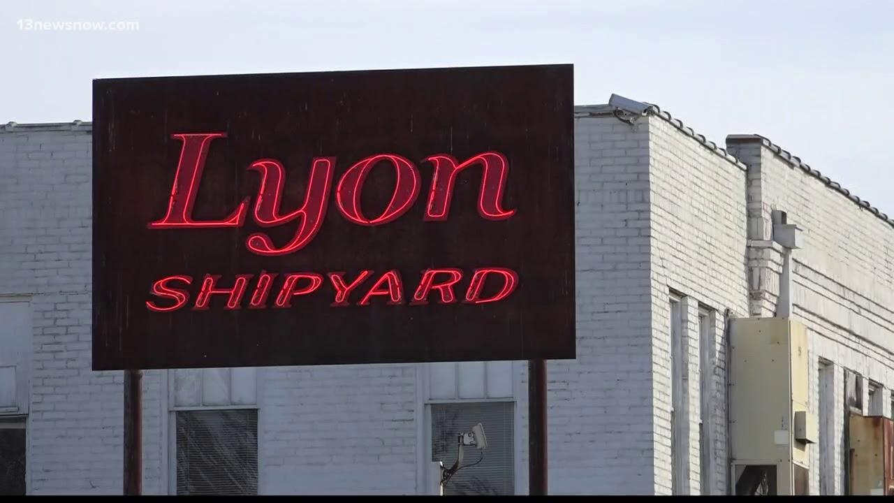 Lyon Shipyard faces discrimination lawsuit