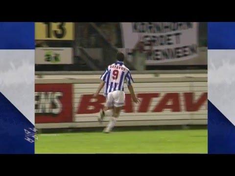 Ruud van Nistelrooy: Bij sc Heerenveen een prachtig jaar gehad.