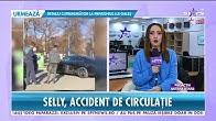 Selly a fost implicat într-un accident de circulaţie! Cum arată după incident bolidul de lux