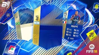 INSANE TEAM OF THE SEASON PACK OPENING! HUGE PRIME ICON! | FIFA 18 ULTIMATE TEAM