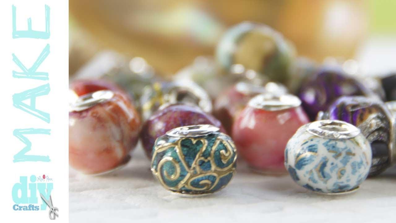 Crafts With Pandora Beads