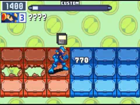 Megaman Battle Network 6 - All Navis Battles ( S Rank / No Damage )