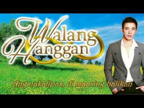 Erik Santos - Iisa Pa Lamang [WALANG HANGGAN OST With Lyrics]
