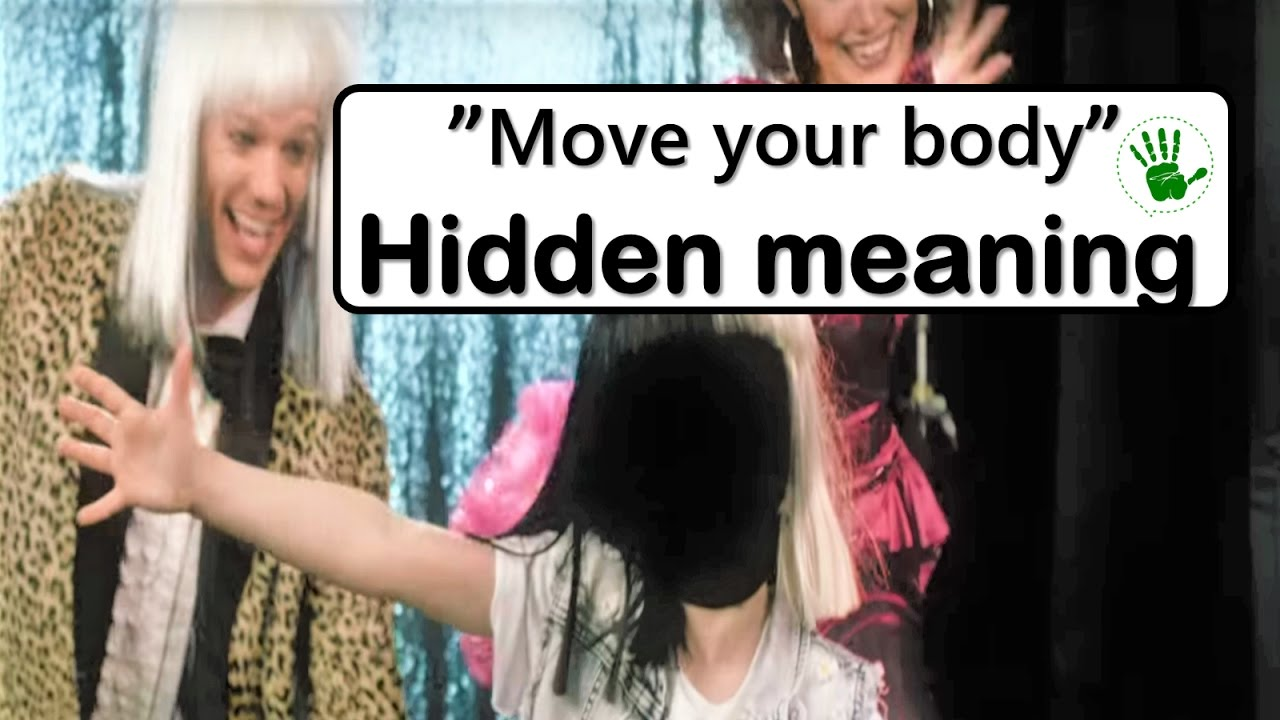 hidden meaning move your body sia youtube. Black Bedroom Furniture Sets. Home Design Ideas