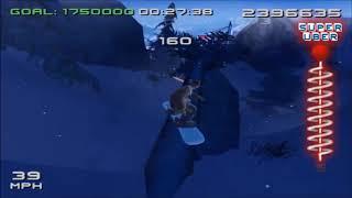 SSX 3: All Peak Jam Gameplay (PCSX2)