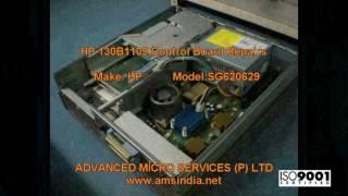 HP B 2600  SG620629 CPU Repairs @ Advanced Micro Services Pvt.Ltd,Bangalore,India