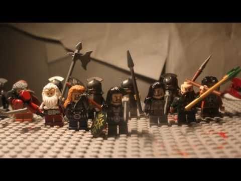 Lego the Hobbit the battle of the five armies |