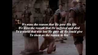 WHISPERS OF MY FATHER - WE ARE THE REASON by Avalon with Lyrics