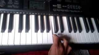 Mala Ved Lagle Premache Piano Version :)