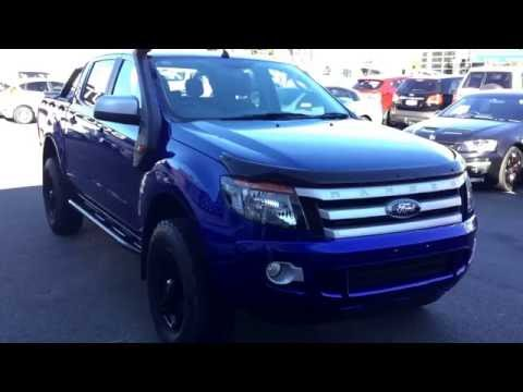 2013 Ford Ranger XLS 4x4