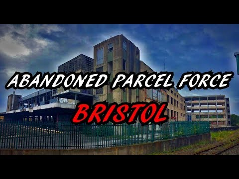 Abandoned Royal Mail Building - URBEX MISSION 3 Bristol
