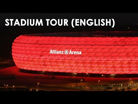 Allianz Arena Stadium Tour (English)