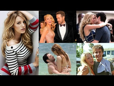 Boys Blake Lively Dated - (Gossip Girl)