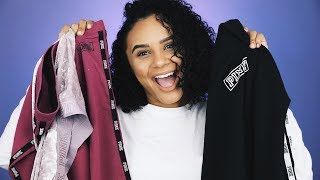 VICTORIA'S SECRET PINK BLACK FRIDAY HAUL | First Look