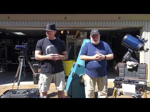 Telescope Tips- Episode 14.  Eyepieces.  Memphis Astronomical Society