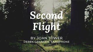 Second Flight by Joan Tower (Derek Granger, saxophone)