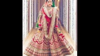 Indian Bridal Lehenga Cholis Designs 2016-2017 - Zikimo.Com