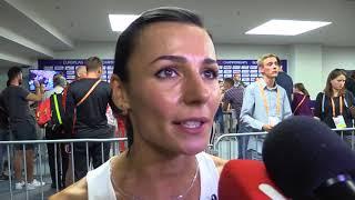 Mistrzostwa Europy Berlin 2018: Anna Sabat