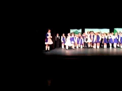Irish dance Cotton Eyed Joe Sky Valley Education Center + recognitions 2013