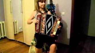 Уроки игры на гармони - Частушки от Ольги