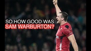 So How Good Was Sam Warburton? | Squidge Rugby