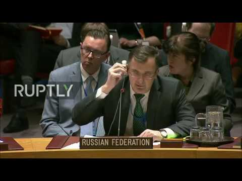 LIVE: UN Security Council gathers in NYC to discuss situation in the Middle East