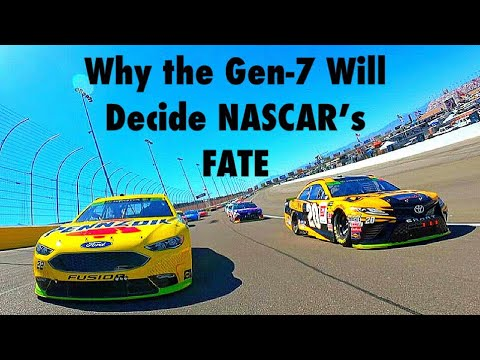 Why The Gen-7 Car Will Decide NASCAR's Fate