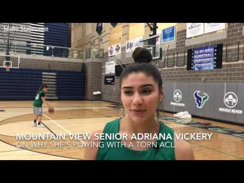 Mountain View seniors explain why they chose to play with torn ACLs