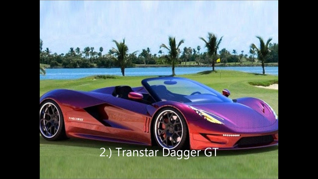the 3 fastest cars in the world - Super Fast Cars In The World
