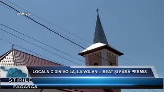 Localnic din Voila, la volan… beat si fara permis