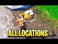 """Search Waterside Goose Nests"" FORTNITE MAP LOCATION"