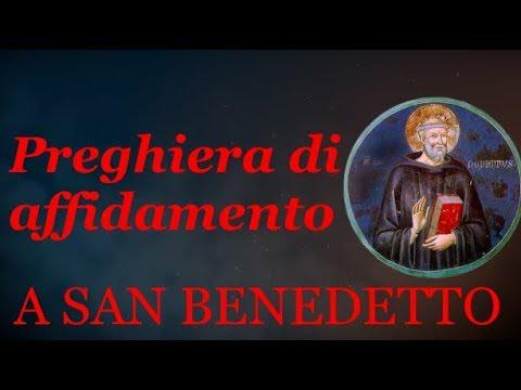 Preghiera di affidamento a san benedetto youtube - Vi metto a tavola san benedetto ...