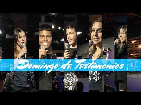 DOMINGO DE TESTIMONIOS