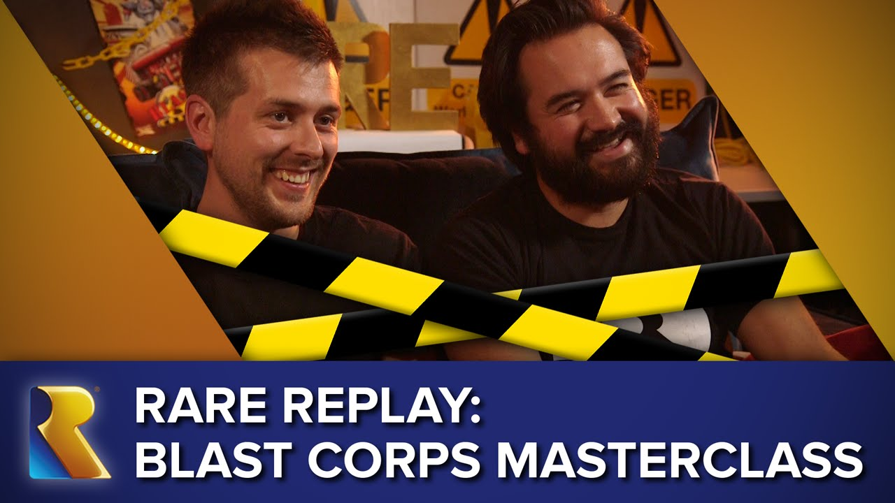 C\'mon, Game Devs: It\'s Time to Bring Back \'Blast Corps\' - VICE