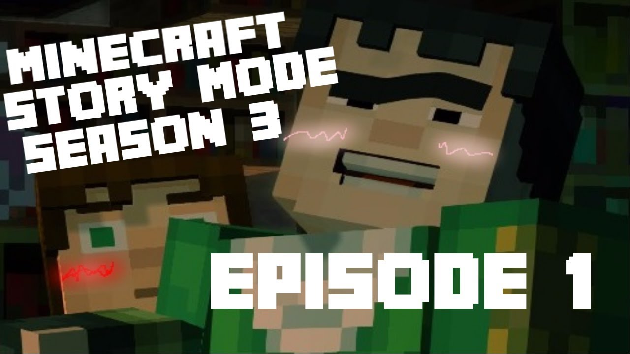 Minecraft Story Mode Season 3 By Alex4118115111 Game Jolt