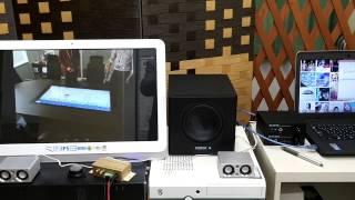 ハイレゾ音源再生用デスクトップシステム システム ノートPC USB-DAC ア...