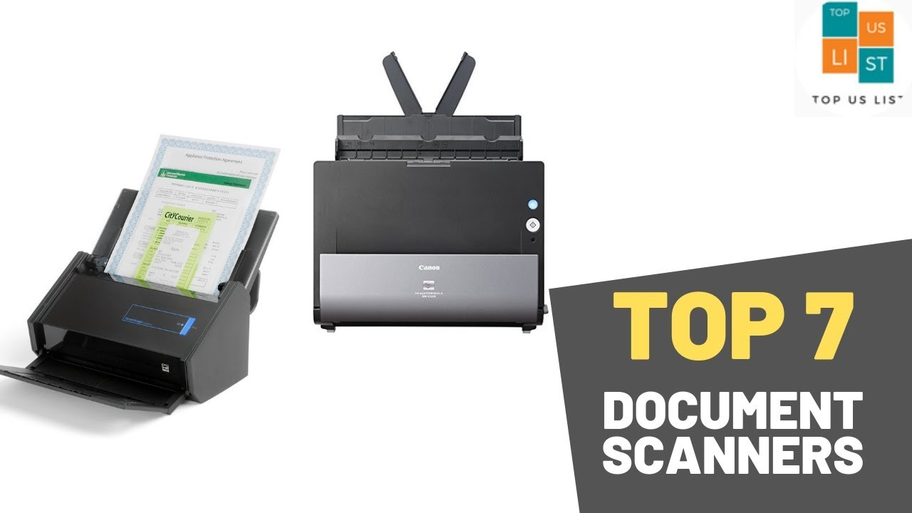 Best Document Scanner 2020.7 Best Selling Document Scanner 2020 High Low Prices