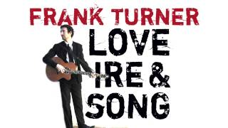 """Frank Turner - """"Better Half"""" (Full Album Stream)"""