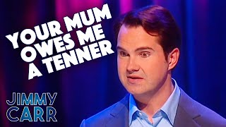 Sitting At The Back | Jimmy Carr: Comedian